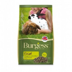Burgess Excel Rabbit 2Kg