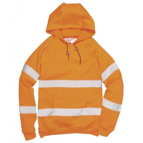 Hi Vis Hoody Orange