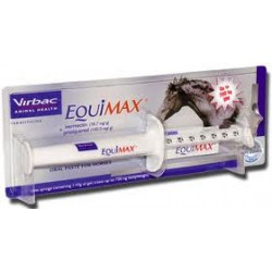 Equimax Oral Paste Horse Wormer