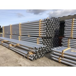"Aluminium  Mainline Pipe 3"" x 9m - PRICE ON APPLICATION"