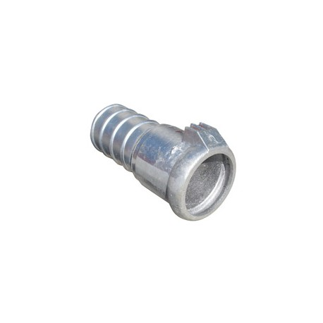 "Female Hosetail Coupling 5""F X 5""H"