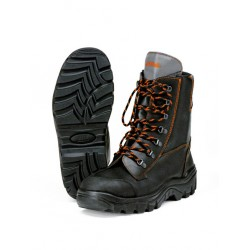 STIHL RANGER Leather Chainsaw Safety Boots