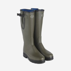 Le Chameau Vierzonord Neoprene Lined Wellington Boot