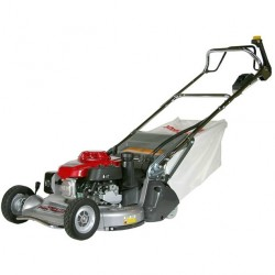 "LAWNFLITE 553HRS-PROHS 21"" Alloy Deck HIGH SPEED Petrol Lawnmower"