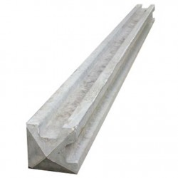 Concrete Corner Post