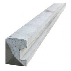 Concrete End Post