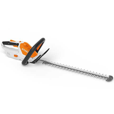 stihl hsa 45 compact cordless hedge trimmer. Black Bedroom Furniture Sets. Home Design Ideas