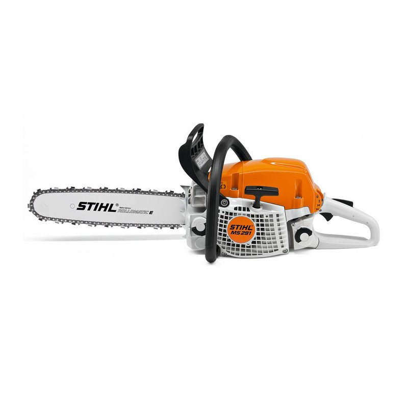 stihl ms 291 chainsaw 18 bar length. Black Bedroom Furniture Sets. Home Design Ideas