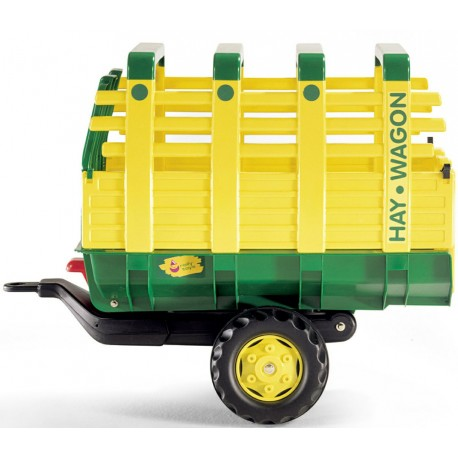 Rolly Toys Single Axle Giant Haywagon