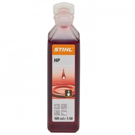 Stihl HP 2-Stroke Engine Oil 100ml - Box of 10