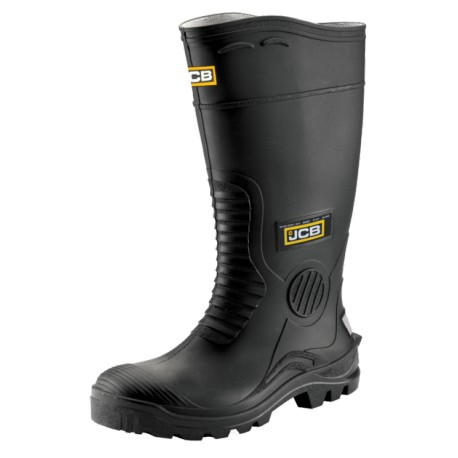 JCB Hydromaster Safety Wellingtons