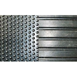 Rubber Stable Mat 12mm 6' x 4' 183cm x 122cm