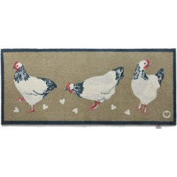Hug Rug Chicken 1 Runner 65cm x 150cm