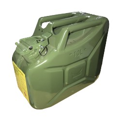 Standard NATO Jerry Can 10L - Multipack Box of 4