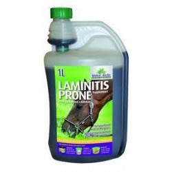Global Herbs Laminitis Prone Supplement Liquid 1Ltr