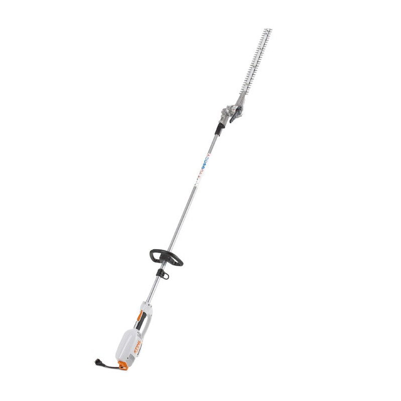 Stihl Hle71 125 Adjustable Long Reach Electric Hedge Trimmer