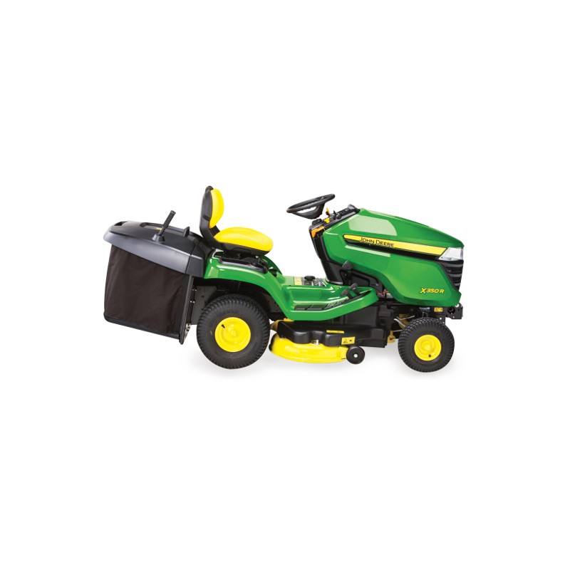 john deere x350r lawn tractor with 42 mower deck. Black Bedroom Furniture Sets. Home Design Ideas