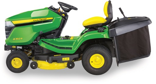 John Deere X350r Lawn Tractor With 42 Quot Mower Deck