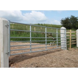 IAE Ashbourne Plus Galvinised Field Gates 3ft - 16ft