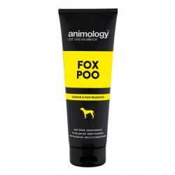 Animology Fox Poo Dog Shampoo 250m