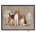 Hug Rug Country HOUNDS1 65cm x 85cm