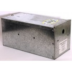 "IAE 18"" Service Box for Galvanised Trough"