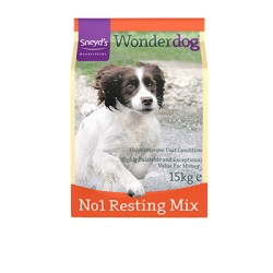 Sneyd's Wonderdog No1 Resting Mix 15KG