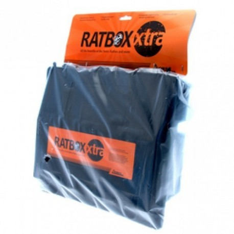 SOREX Roguard Ratbox Extra Baitbox With Key