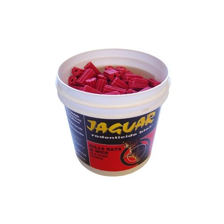 Antec JAGUAR Indoor/Outdoor Rodenticide Rat & Mouse Blox 4kg