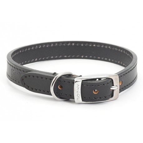 ANCOL Heritage Leather Collar - Various Sizes