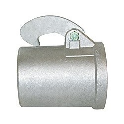 Weld-on Male Coupling 5""
