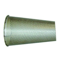 Steel Conical Line Filter 4""