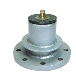 Galvanised Flanged Hydrant 4""