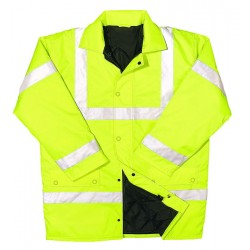 Geraint Hi-Vis Jacket Yellow