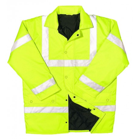 Hi Vis Jacket Yellow