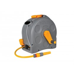 Hozelock 2-in-1 Compact Hose Reel 25m