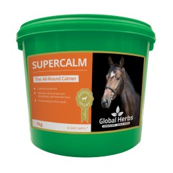 Global Herbs Supercalm Powder 1kg
