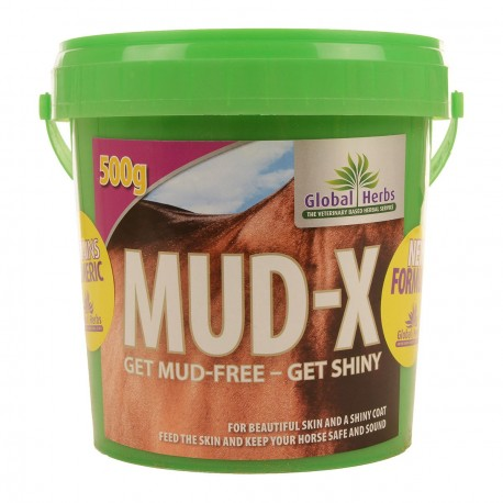 Global Herbs Mud X 500g