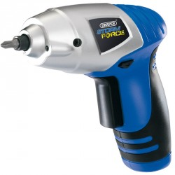 Draper Storm Force Cordless Li-Ion Screwdriver Kit (3.6v) - 14603