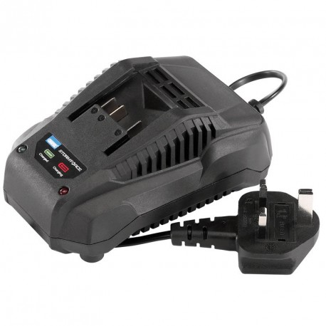 Draper 20V Storm Force Fast Charger - 23793