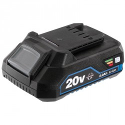 Draper Storm Force 2Ah 20V Lithium-Ion Battery - 89437
