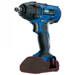 """Draper Storm Force 20V Cordless 1/2"""" Mid-Torque Impact Wrench (250Nm) - 89519"""