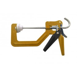 "Roughneck TurboClamp 6"" One Handed Speed Clamp"