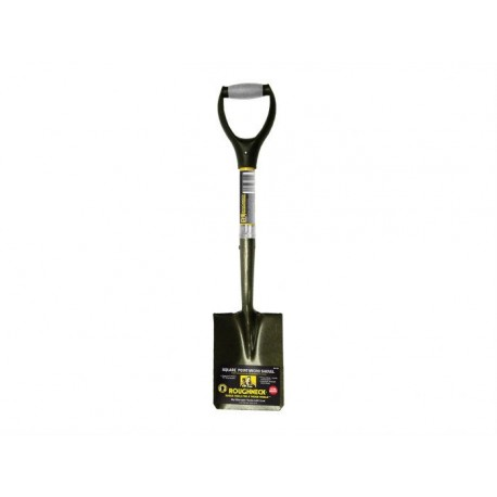 "Roughneck Micro Shovel 27"" Flat Point"