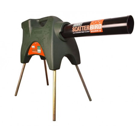 Portek Scatterbird Mark 4 Gas Powered Bird Scarer
