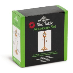 Bird Table Accessory Set - Tom Chambers