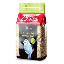 No Grow High Energy Blend 2.5kg - Tom Chambers