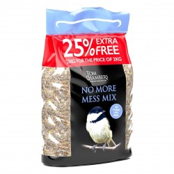 No More Mess Mix 2.5kg - Tom Chambers