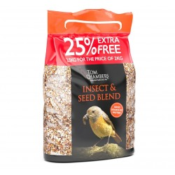 Insect & Seed Blend 2.5kg - Tom Chambers
