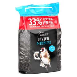 Nyjer Nibbles 2kg - Tom Chambers